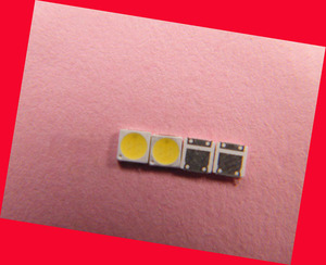 Image 3 - 200piece/lot for repair LCD TV LED backlight Article lamp SMD LEDs 1W 3030 6V Cold white light emitting diode