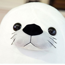 Stuffed Sea Lion Plush Animals Large Ocean Toys Doll Cute Pillow Bonecas Birthday Gift Almofadas Toys