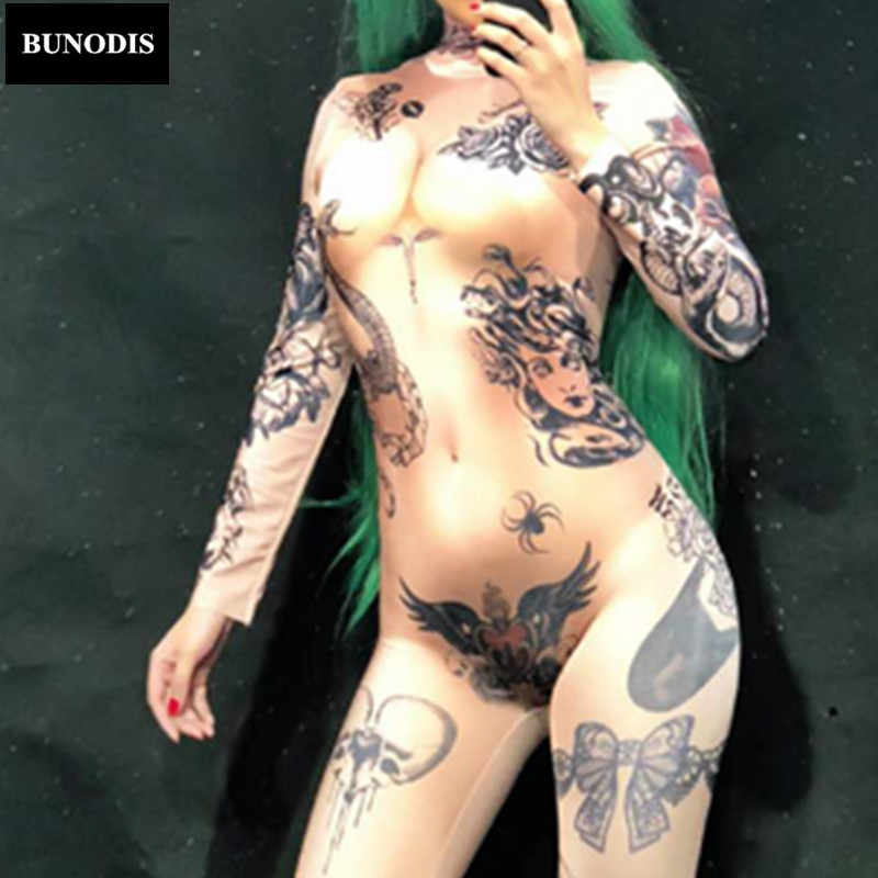 Nackt tattoo frauen