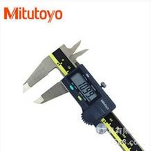 Mitutoyo Цифровой Штангенциркуль 0-150mm0.01 Точность ЖК Микрометр Электронный Точного Измерения Из Нержавеющей Стали 500-196-20