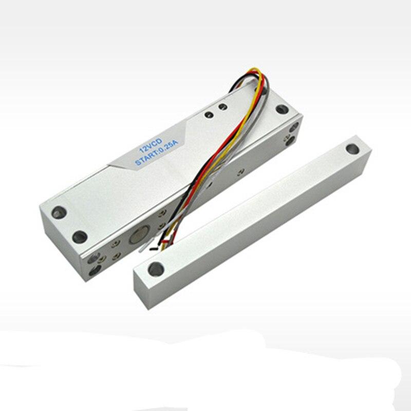 ФОТО Five Cord Low Temperature Delay  Electric Lock For Door Access Control System