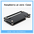 Latest Raspberry Pi Zero Clear Black Case Transparent Shell Acrylic Enclosure Box for RPI Zero Free Shipping
