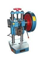JB04 1T small precision bench press 220V / 380V 370W manual operation double button electric press
