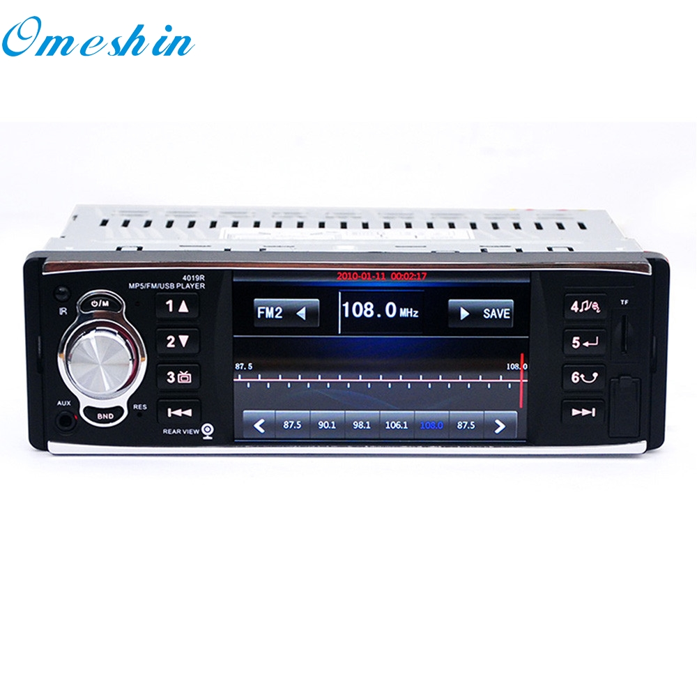 ФОТО New Arrival Car MP5 DVD Player 4.1 HD In Dash Stereo FM Radio USB SD Vehicle Reverse at4