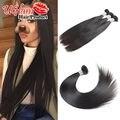 MS Uglam Lula 3 Bundles Brasileño de la Virgen Del Pelo del pelo Sin Procesar Color Natural Del Pelo Humano Recto Sedoso Puede ser Rediseñado