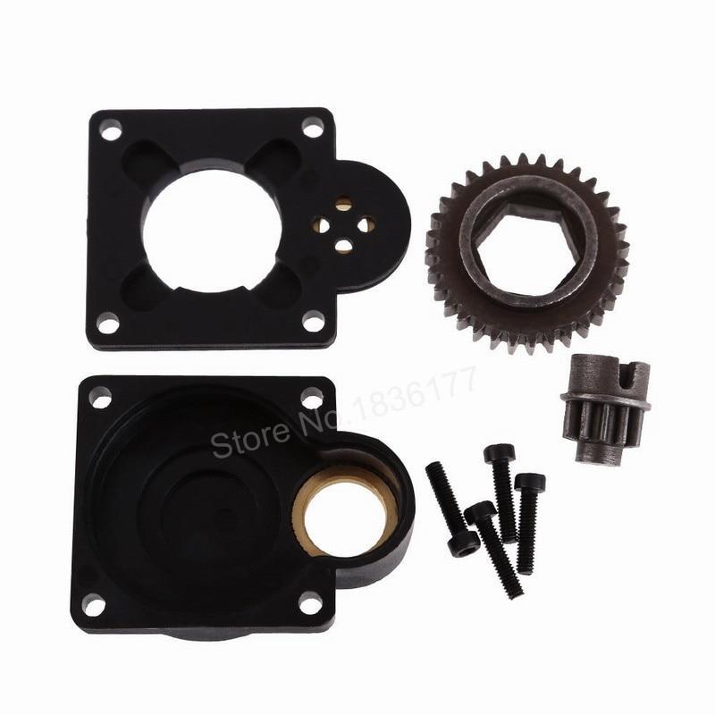 11011 HSP Electric Power Starter Drill Plate H12 Vertex 16/18/21/25cxp SH 18/21 Japan 18 cxp Nitro Engine Roto Backplate E-Start