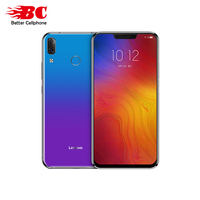 Lenovo Z5 L78011 4G LTE phone Octa core Snapdragon 636 ZUI 3.9 16.0MP AI Dual Camera 6GB 64GB/128GB 2.5D 6.2FHD Screen 3300mAh
