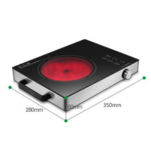 Kitchen Electric Induction Cooker Cooktop Mini Burner Portable Home Countertop Cooker Appliance Cooking Tools 2200W 220V