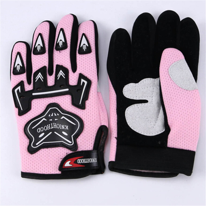 Image 5 - TDPRO Guantes Motorcycle Racing Gloves For Child YOUTH/PEEWEE Kids Motocross Bicycle Dirt PitBike Pocket Bike Motorbike ATV/QUAD-in Gloves from Automobiles & Motorcycles