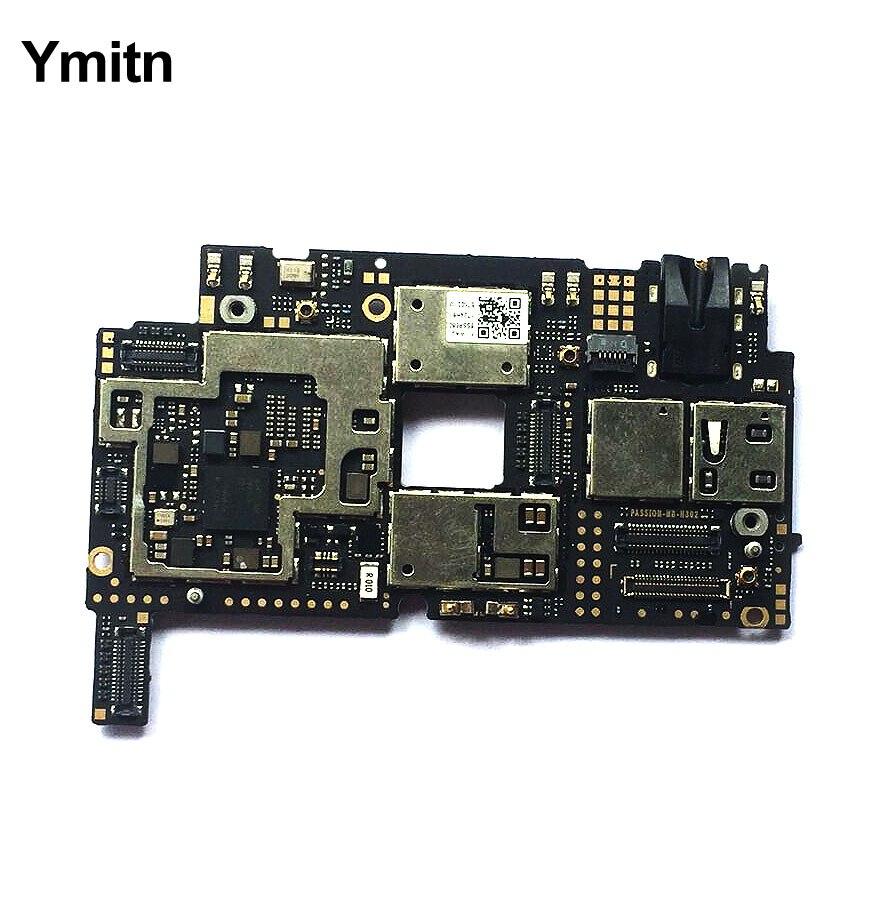 Ymitn Mobile panneau électronique carte mère Circuits carte mère câble flexible pour Lenovo VIBE P1 C72/C58 P1a42 P1c72 P1c58