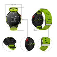 ColMi Smartwatch Heart Rate Tracker IP68 Waterproof