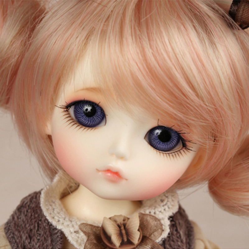 ФОТО Oueneifs free shopping Lati yellow pero 1/8 bjd sd resin figures body model reborn baby girls boys dolls eyes High Quality toys