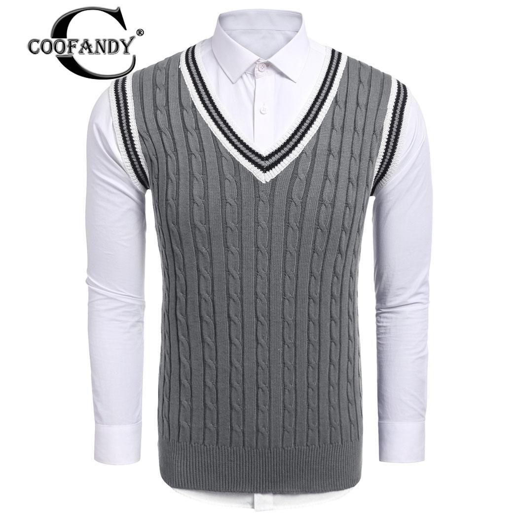 Men's Clothing Sweaters 2018 Autumn Winter Mens Sweater Coat Faux Fur Wool Cardigan Sweater Jackets Men Zipper Knitted Thick Coat Casual Knitwear Y1 Elegant Shape