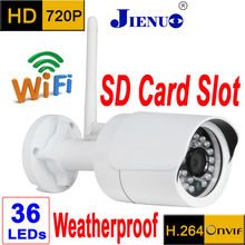 ip camera wifi security wireless 720P surveillance outdoor waterproof infrared hd cmos cctv home system video cctv cam