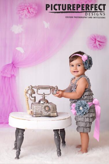 pink photography backdrops Digital Printing curtain background Newborns Portrait Drop D-9135 8x10ft valentine s day photography pink love heart shape adult portrait backdrop d 7324