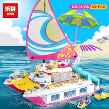 Buy Lego Friends Sunshine Catamaran And Get Free Shipping On