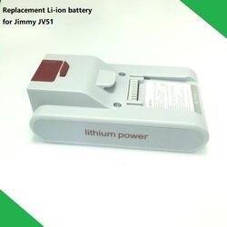 Neue Original Ersatz Batterie T-DC38H für XIAOMI JIMMY JV51 Handheld Wireless Starken Sog Staubsauger Ersatzteile