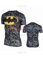 Camouflage Batman Pattern 3D Superhero Sportswear