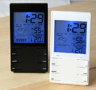 Household font b indoor b font font b thermometer b font high precision termometr weather station