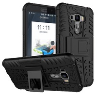 NOSINP For Asus ZenFone 3 ZE552KL case Fall proof TPU holster for 5.5 inch Android 6.0 Cell Phone by free shipping