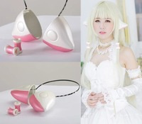 Anime Chobits Elda Chii's Ears Hair Beads Band Cosplay Prop Accessory Cosplay Costume
