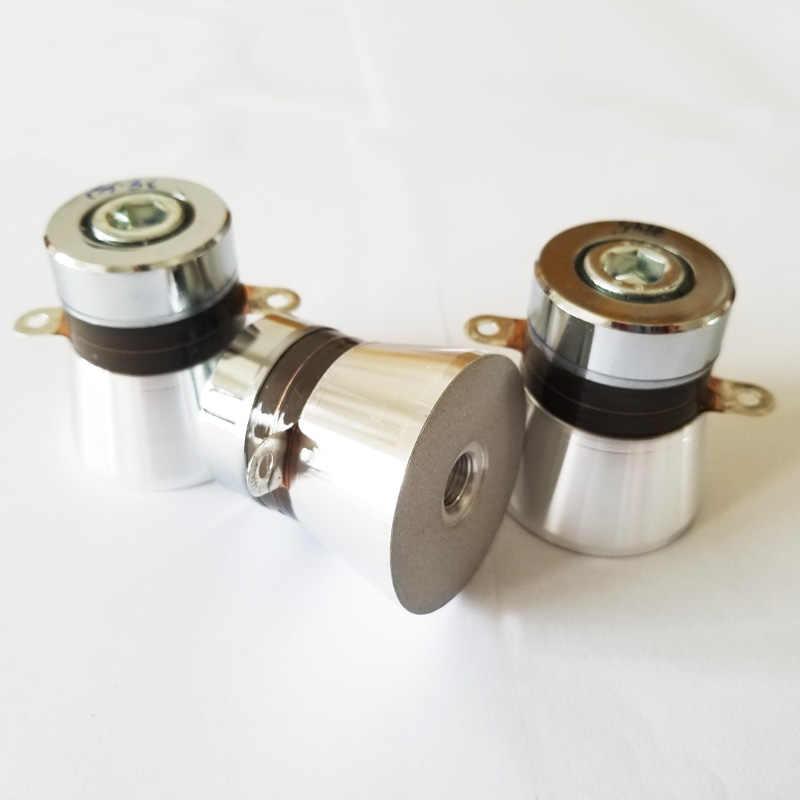 40KHZ60W ультразвуковой преобразователь PZT4, использование в ультразвуковом очистителе, красота, посудомоечная машина и мойка овощей для преобразователя