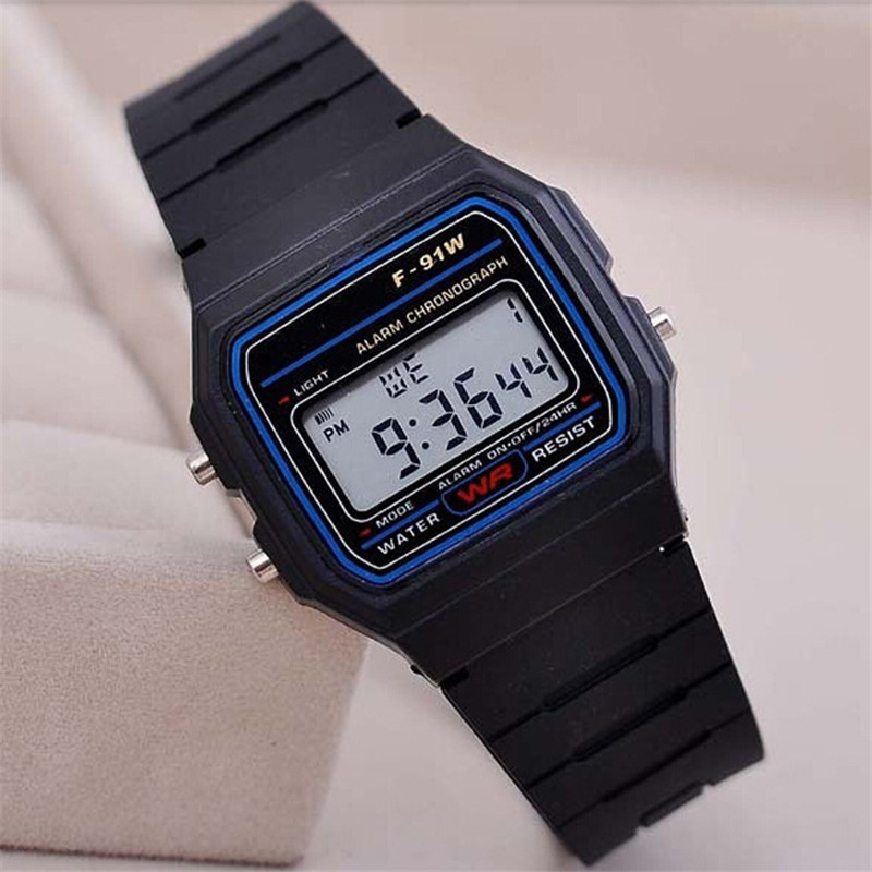 Watches Men New Fashion Sports Waterproof Back Light LED Digital Watch Present Gift For Women Men Unisex Drop Shipping
