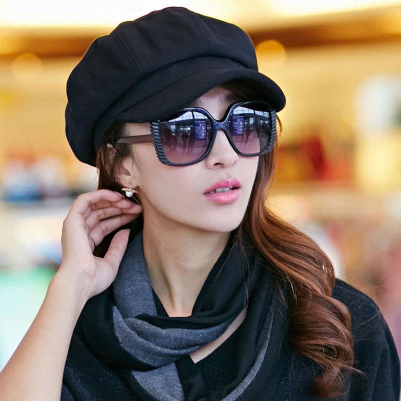 Cute Country Wallpaper Fabys 2017 Pure Candy Colors Cotton Women Beret Hat Cap