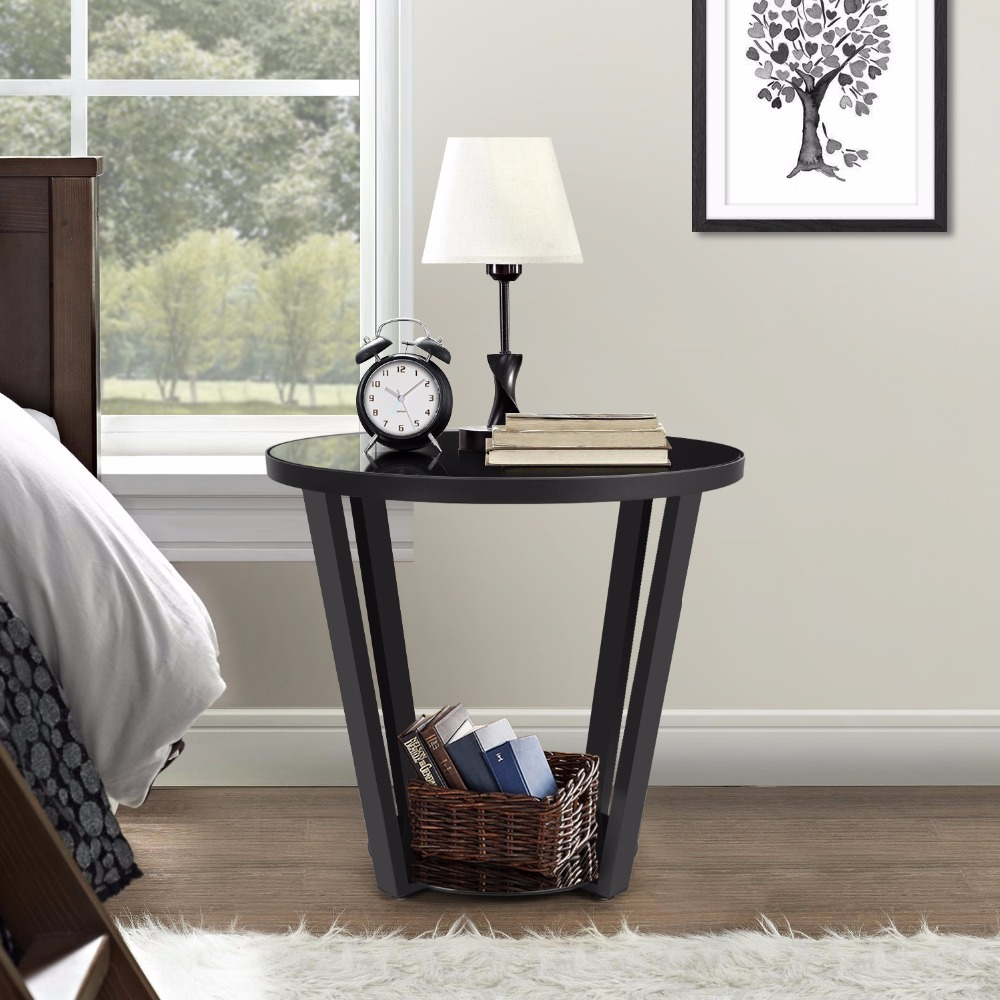 Online Buy Wholesale round metal side table from China round metal ...