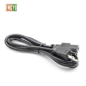 Image 3 - Cable de alimentación US 2,5 m 2 Pin redondo AC US Plug mm2 grueso servidor Cable de alimentación/plomo/Cable para servidor UPS/PDU
