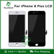 2 шт. качество AAA дисплей Pantalla клон для iphone 8 plus ЖК-экран с сенсорным экраном в сборе Замена Белый/черный DHL