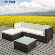 Outdoor Furniture Sofa Set Garden Corner Sofa Sale