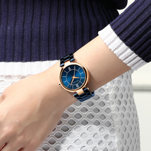 MINIFOCUS Wrist Watch Women Fashion Stainless Steel Quartz Watches Bracelet Clock Luxury Ladies Watch Women's Relogio Feminino