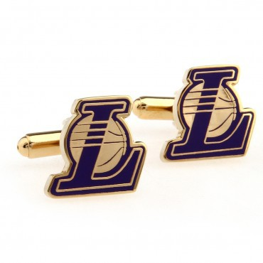 Laker Cufflink 15 Pairs Wholesale Free Shipping