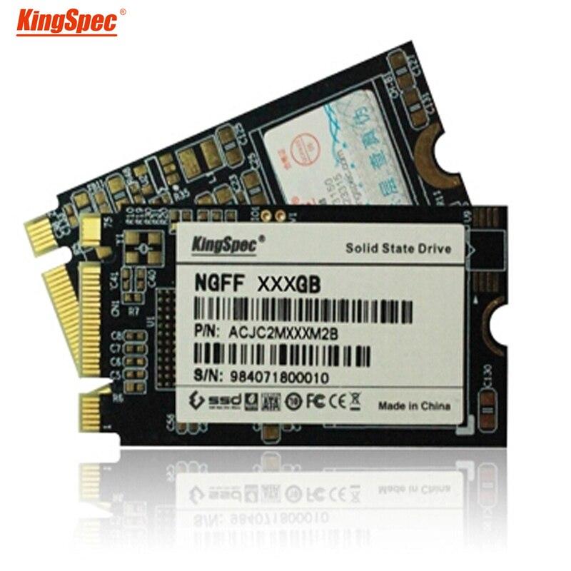 Kingspec 256 GB M.2 disque dur à semi-conducteurs SSD avec 256 mo de Cache NGFF M.2 interface pour ordinateur portable ultrabook ordinateur portable plate-forme intel