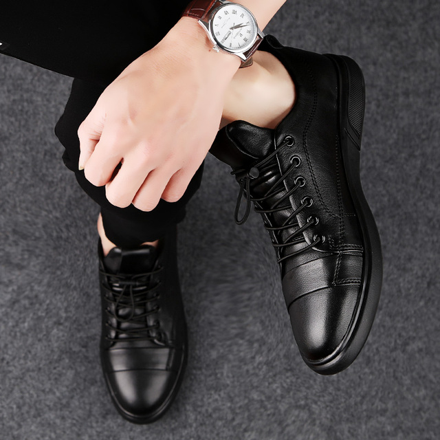 Flat Classic Dress Shoes 6