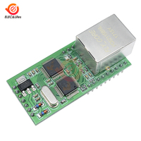 Ethernet LAN to TTL RS232 Serial TTL to TCP / IP RJ45 Network Converter Adapter Board 18 IO Network Control Board Bidirectional