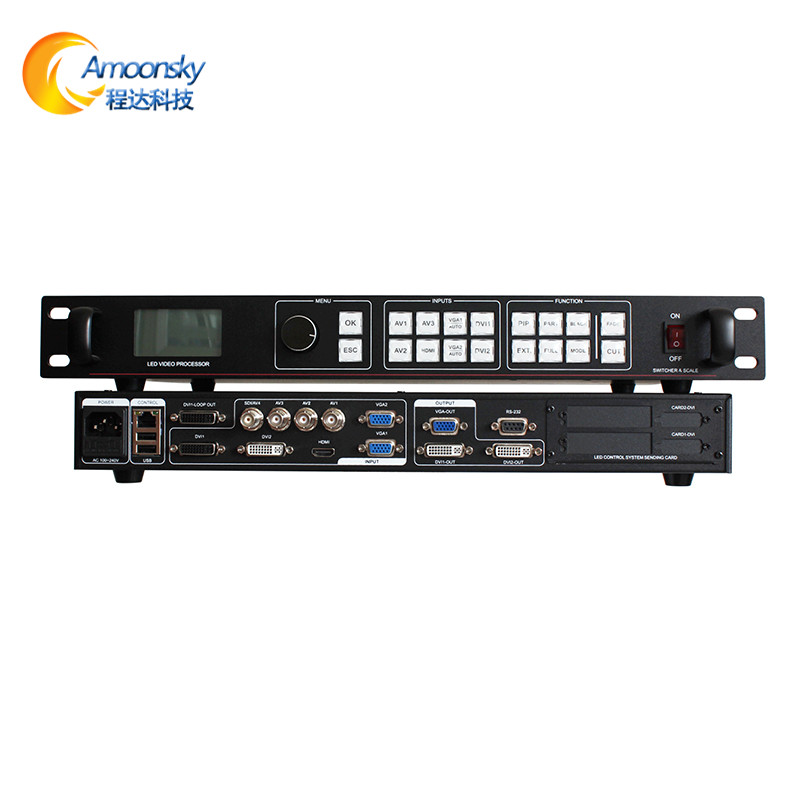 AMS-LVP815S HD LED video video projektor za zid zaslona LED zaslona - Kućni audio i video - Foto 6