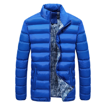 2017 Casual White Duck Down Jacket Men Winter Warm Coat Men's Ultralight Duck Down Jacket Male Windproof Parka Asian Plus 5XL