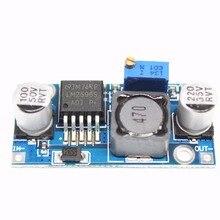 100 PZ LM2596 Buck Power Module 3A regolabile Buck modulo stabilizzato sopra LM2576