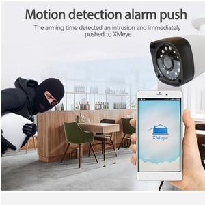 Image 4 - H.265 IP מצלמה 1080 P 2.8mm 3.6mm ONVIF P2P 48 v poe ip לנטנה רשת ipcam XMEye מעקב xm אבטחת CCTV חיצוני