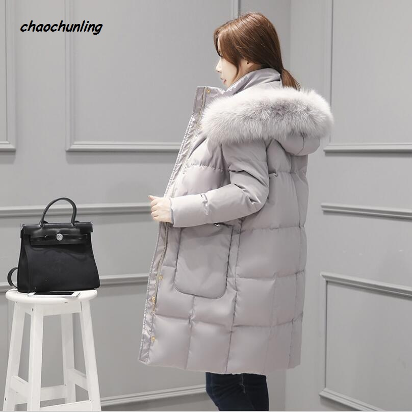 2018 NEW LADY Coats WINTER Jacket women COAT HIGH QUALITY AND SEXY Women FASHION THICK Coats THERMAL SUPER WARM Jacket 2018