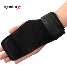 REXCHI Gym Fitness Hand Grips Gymnastics Gloves Power Weight