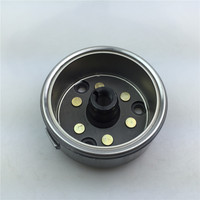 STARPAD For CG125 Motorcycle Accessories Cylinder CG 8 Cylinder Rotor Single Cylinder Free Shipping