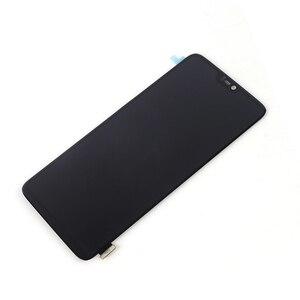 Image 3 - AMOLED מקורי LCD תצוגה עבור Oneplus 6 תצוגת מגע מסך החלפת ערכת 6.28 סנטימטרים 2280*1080 זכוכית מסך + כלים