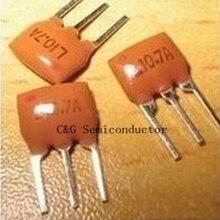 20 шт LT10.7M ZTT Кристалл 10,7 м керамический резонатор 10,7 МГц кристаллическая линия 3 контакта