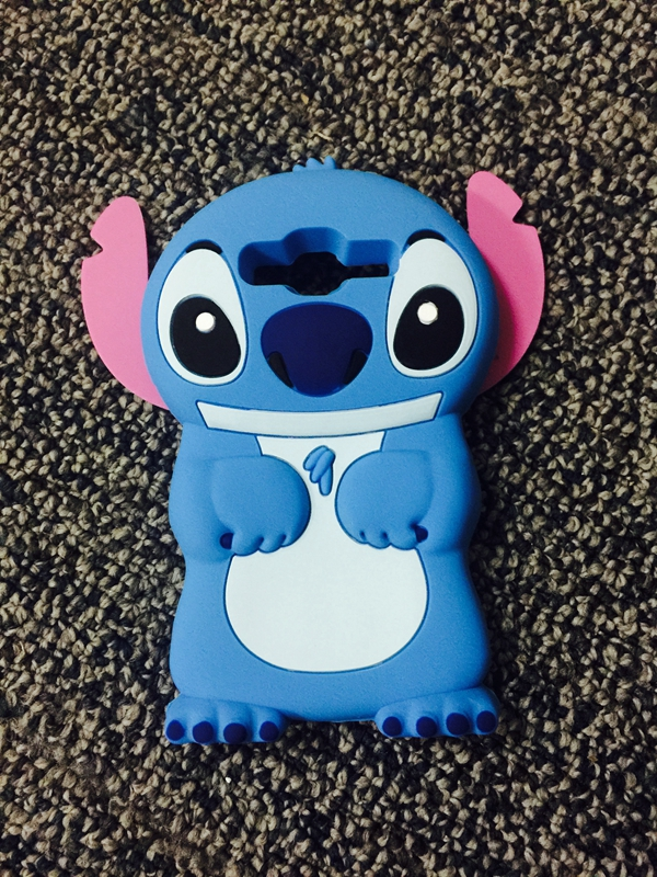 coque samsung j3 2016 stitch