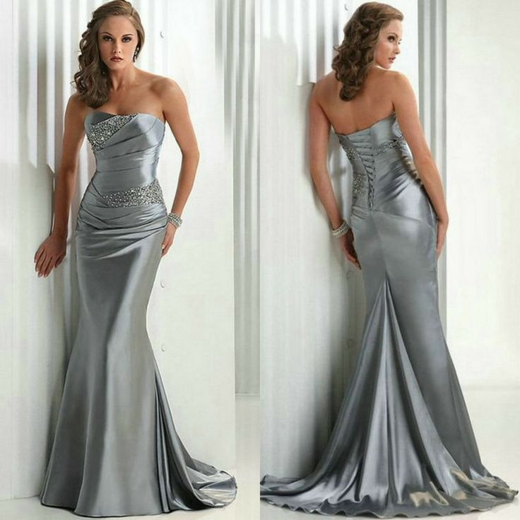 Online Get Cheap Silver Evening Gown -Aliexpress.com | Alibaba Group