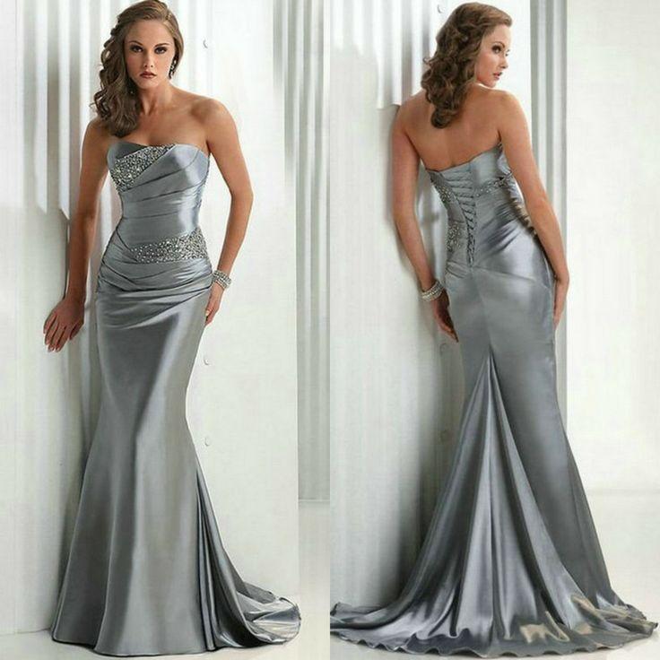 Online Get Cheap Silver Evening Gown -Aliexpress.com | Alibaba Group