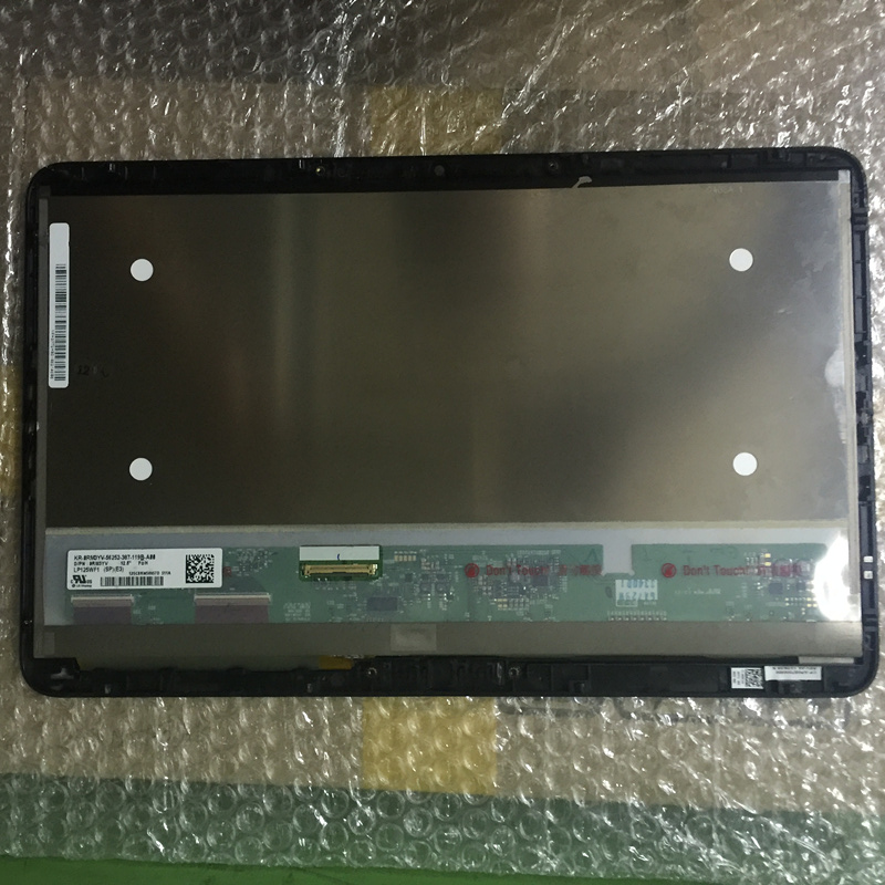 12.5 inch LP125WF1 SP A2 A3 A4 For dell xps12 9Q33 Dell XPS 12 9Q23 LCD Screen LP125WF1 SPA2 LP125WF1 SPA3 Assembly LCD+Touch